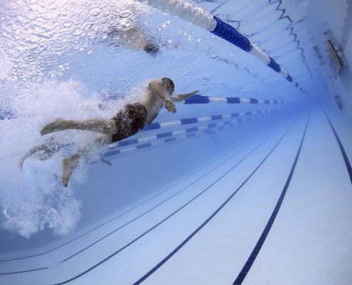 piscinas deportivas